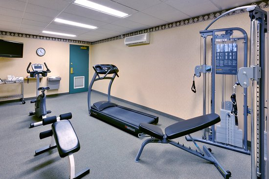 Country Inn & Suites By Carlson, London South, ON: CountryInn&Suites LondonSouth  FitnessRoom