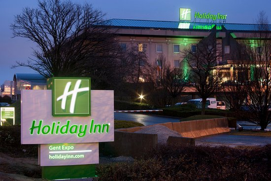 Welcome to Holiday Inn Gent Expo
