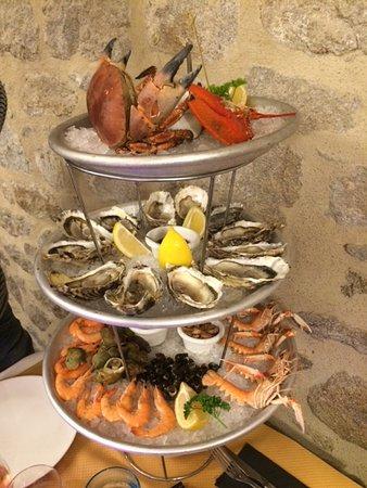 Restaurant Poisson Saint Malo Intra Muros