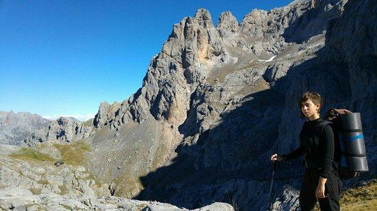 Parque Natural Sierra de Aracena y Picos de Aroche, España: Collado Jermoso