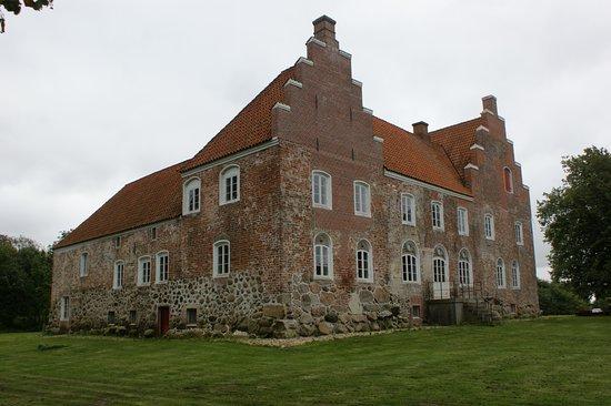 Roslev, Danmark: Herregården Østergaard