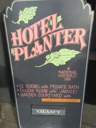 Hotel Planter Photo
