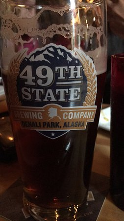 Healy, AK: 49th State Brewing Company