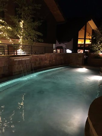 The Sebastian - Vail: heated outdoor pool