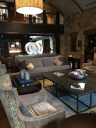 The Sebastian - Vail: more comfy lounges