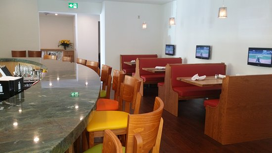 Hotel Dallavalle: Upper level