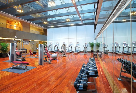 InterContinental Beijing Financial Street: Fitness Center