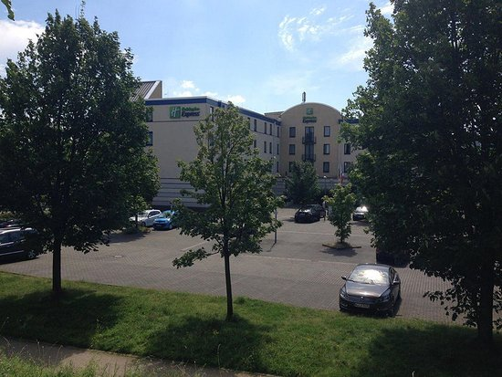 Holiday Inn Express Dortmund: For all guests who arrive by car