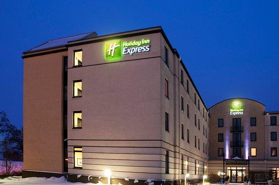 Holiday Inn Express Dortmund: Moskauer Str.1 - 44269 Dortmund