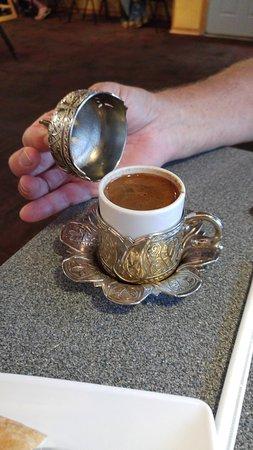 White Bear Lake, MN: Turkish Coffee