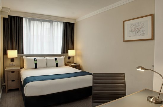 Holiday Inn London Bloomsbury : Double Bed Guest Room