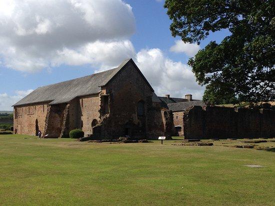 Washford, UK: Cleeve Abbey: dormitory building