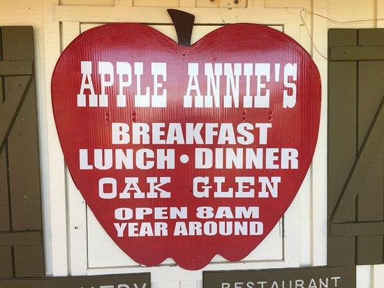 Oak Glen, Californien: photo0.jpg