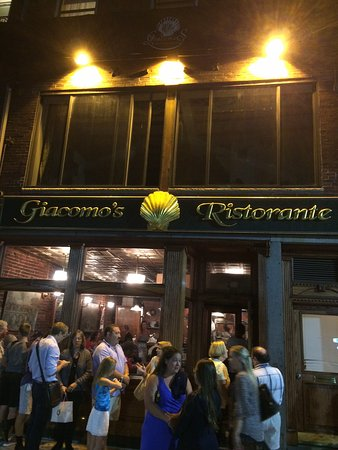 Giacomo's North End great Italian!