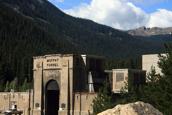 Rollinsville, CO: East Portal Moffat Tunnel
