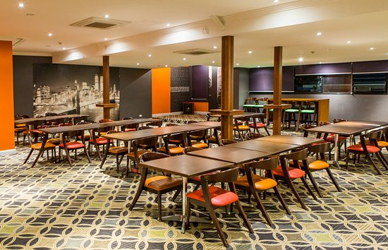 Waratah North, Australia: Our function room.