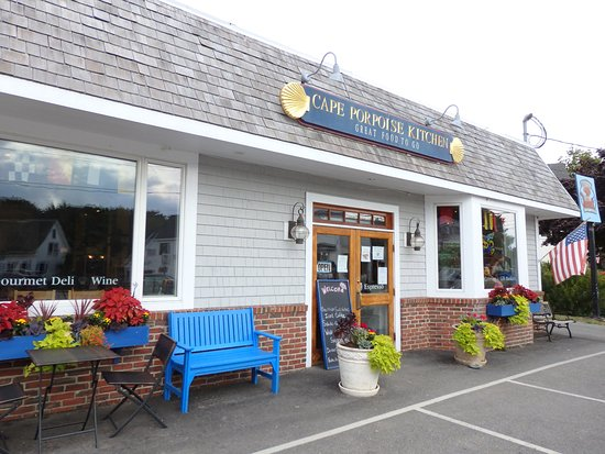 Cape Porpoise Kitchen: Market