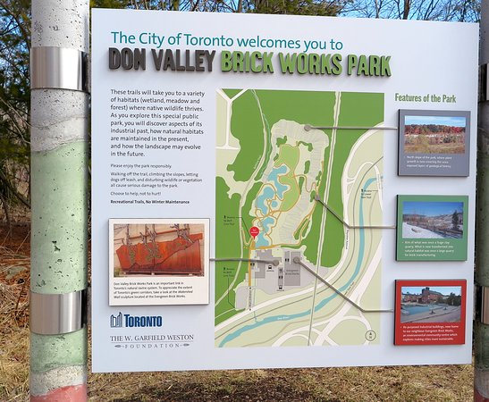 Map of grounds Picture of Evergreen Brick Works Toronto TripAdvisor