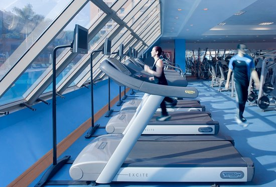 InterContinental Citystars Cairo: Health Club - Open 24 hours