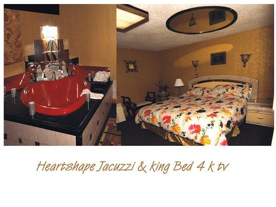Belleville, Ιλινόις: SUITES KING ROOM
