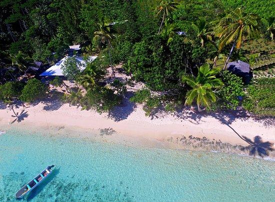 Maqai Beach Eco Surf Resort View