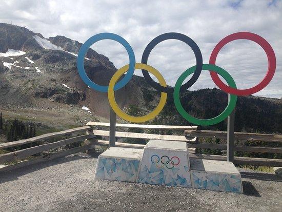 Twin Peaks Resort: Olympic Plaza Whistler BC