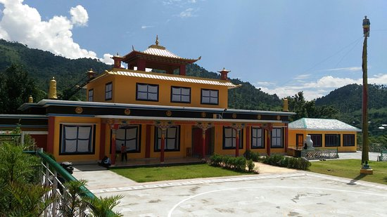 Tashi Jong Buddhist Monastery : P_20160901_113140_large.jpg