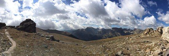 Tundra Communities Trail Panorama