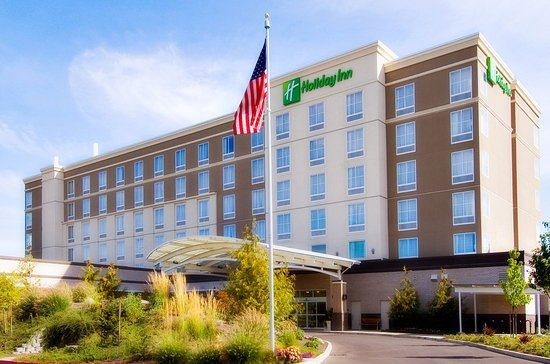 Holiday Inn Eugene - Springfield: Welcome to the Holiday Inn Eugene/Springfield!