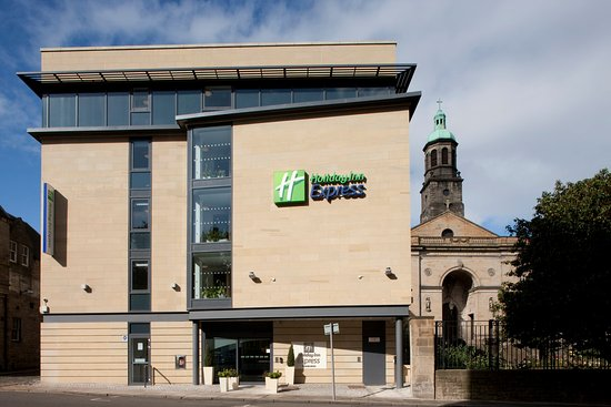 ‪‪Holiday Inn Express Edinburgh - Royal Mile‬: City Centre location within 10 minutes walk to Waverely station‬