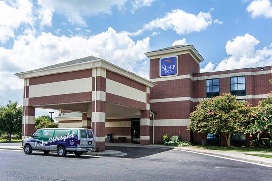Sleep Inn Lake Wright - Norfolk Airport: Exterior