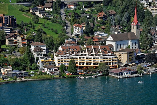 Weggis, Switzerland: POHO - exterior view