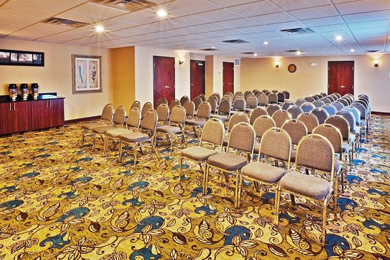 Ponca City, OK: Meeting Room