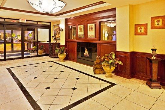 Πόνκα Σίτι, Οκλαχόμα: Hotel Lobby