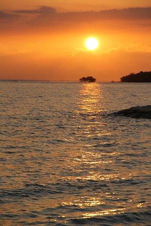 Sandals Whitehouse: Sunset at Whitehouse Jamaica