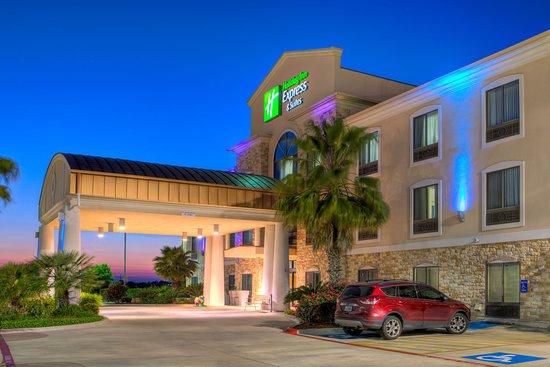 Hutto, TX: Hotel Exterior