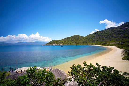 Six Senses Ninh Van Bay: Beach