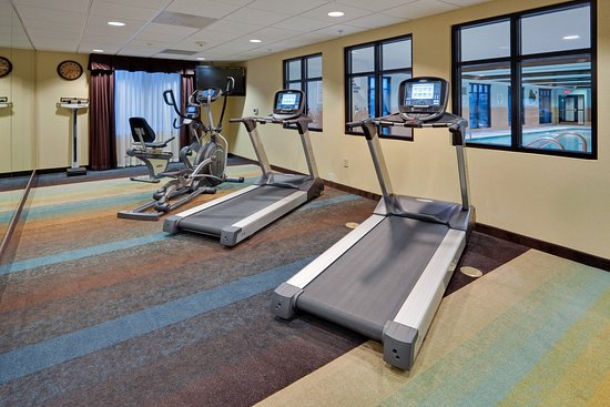 Holiday Inn Express & Suites Warminster - Horsham: Fitness Center