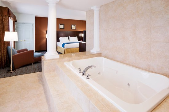 Warminster, Pennsylvanie : Jacuzzi Suite