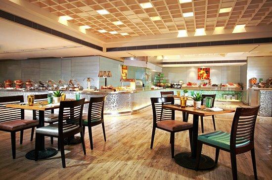富豪九龍酒店: Regal Kowloon Hotel - Cafe Allegro