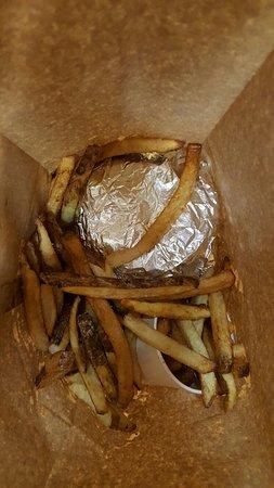 Quakertown, Pensilvania: Bag fries!