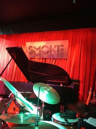 Smoke : Prima del sound