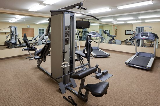 Candlewood Suites Aberdeen - Edgewood - Bel Air : Fitness Center