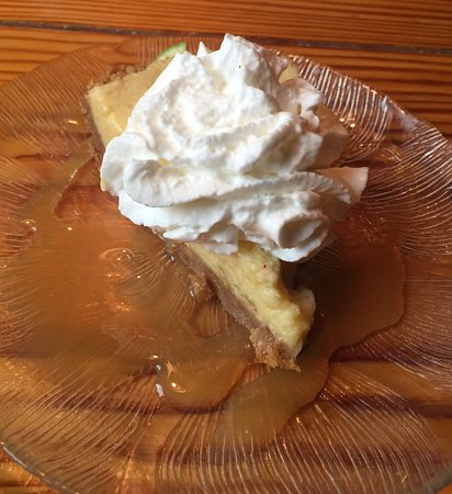 Bridgeport, TX: Killer Key Lime Pie