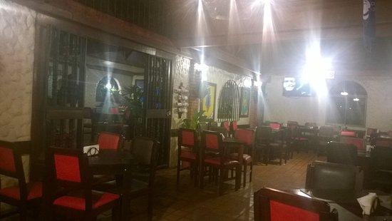 San Pedro, Costa Rica: Salón 1