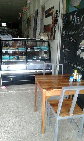 Luang Namtha, ลาว: Manikong Bakery & Cafe