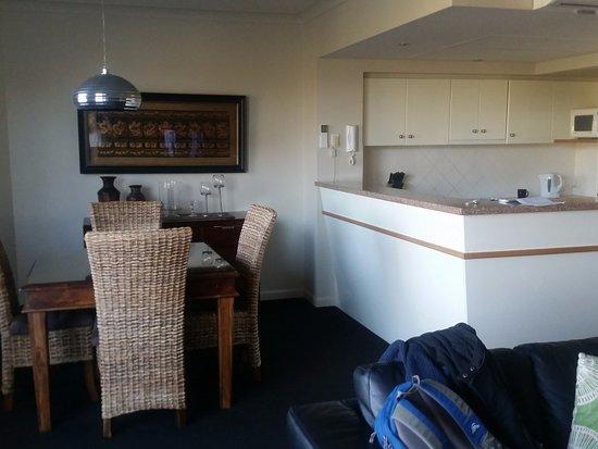 Bridgewater Terraces: kitchen