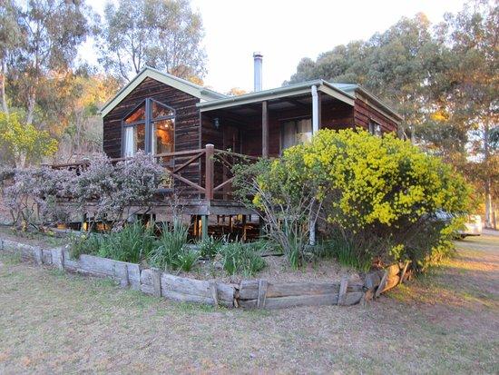 Wyberba, ออสเตรเลีย: Rose Cottage