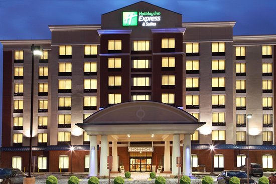 Holiday Inn Express Hotel & Suites Columbus University Area - OSU