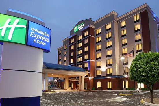 Holiday Inn Express Hotel & Suites Columbus University Area - OSU: Hotel Exterior